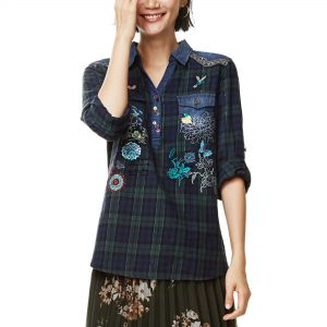 Desigual 'Gem' Blouse