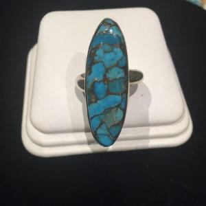 Nakai Turquoise Ring